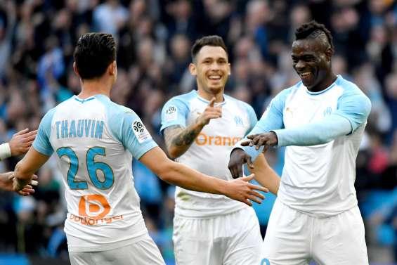 Marseille reprend des couleurs, Monaco sort de la zone rouge