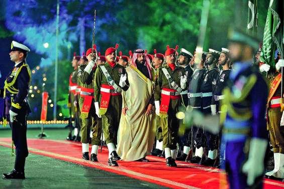 Mohammed ben Salmane en quête d'alliés et de contrats en Asie