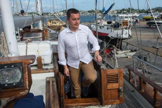 Visite guidée des caches de cocaïne à bord de l'Amira Najia