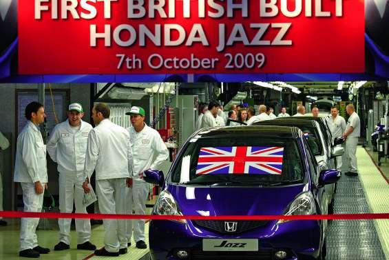 Honda va fermer son usine de Swindon, 3 500 emplois menacés