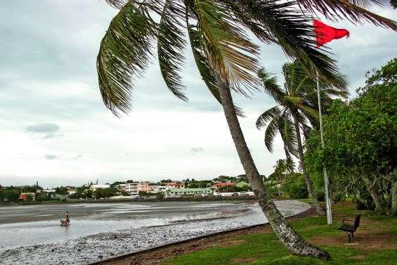 Baignade interdite sur deux plages à cause des pluies