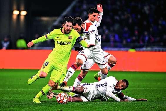 Lyon met le Barça en échec