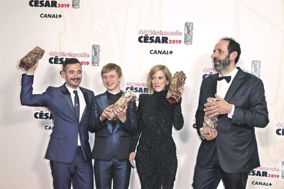 Le cinéma français remet ses récompenses