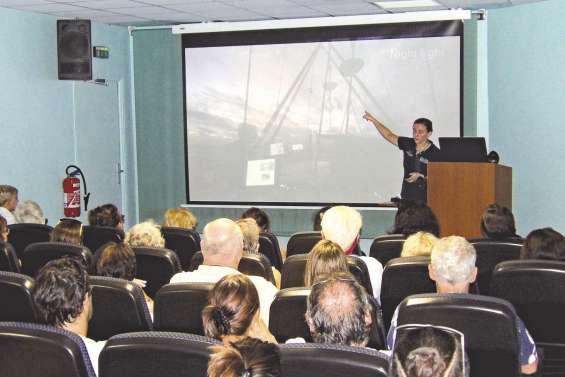 Les missions de Race for Water passionnent les Calédoniens