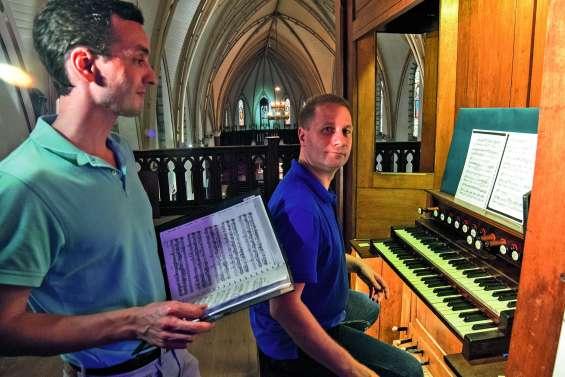 Deux concerts autour de l'orgue en la cathédrale