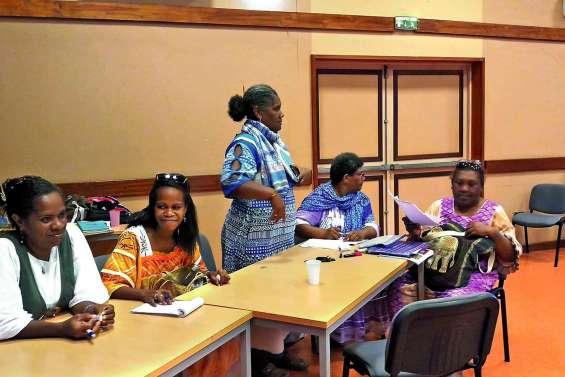 Le Conseil des femmes de la province Nord a un nouveau bureau