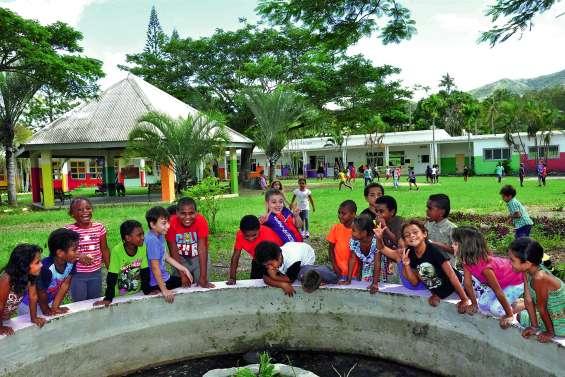 Une rentrée en deux temps  à l'école publique du village
