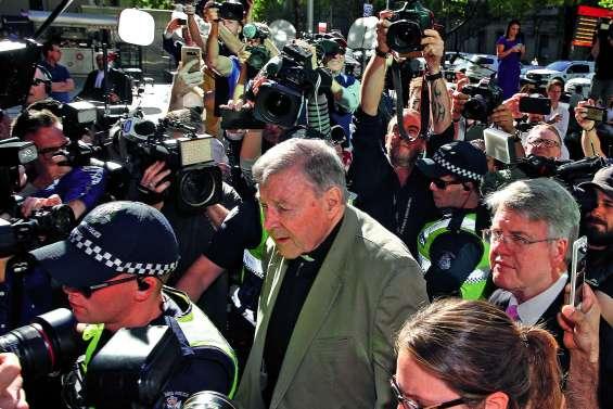 Le cardinal Pell en prison pour pédophilie