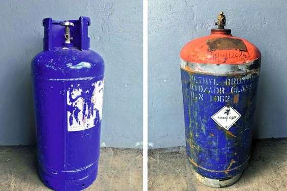 Bonbonnes toxiques : un recyclage avait été proposé à l'administration