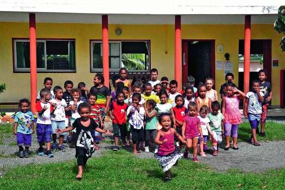 Les effectifs sont en augmentation à l'école de la Felp à Wanap