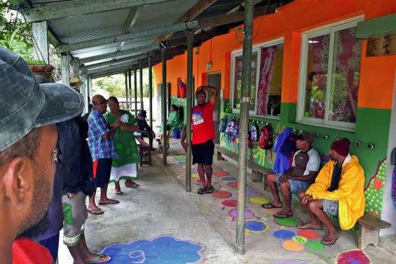 La première « maman cantine » de l'école de Tiaoué