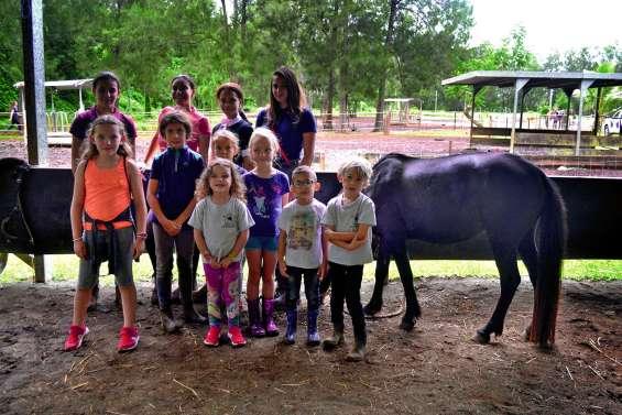 « Tous à cheval » au Yala ranch et à La Cravache