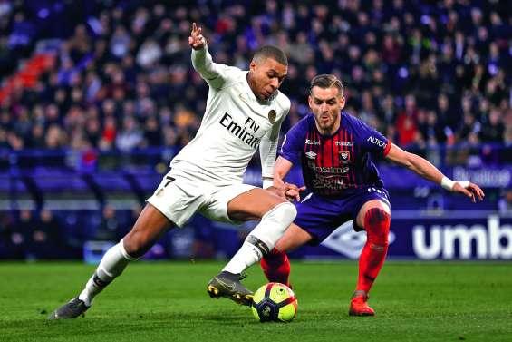 Kylian Mbappé  fait gagner le PSG