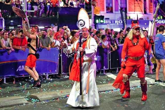 Sydney : 500 000 fêtards réunis pour le Mardi gras homosexuel