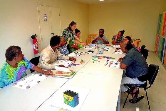 L'Association solidarité handicap travaille sur l'effet de groupe