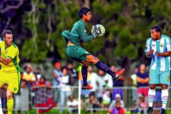 La Calédonie se déplacera à Fidji sans Rocky Nyikéine