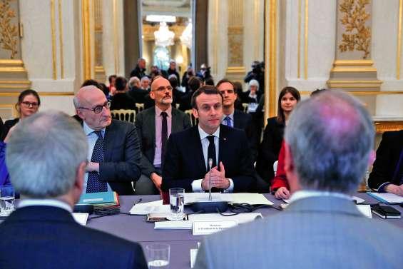 Macron fait des propositions aux Européens