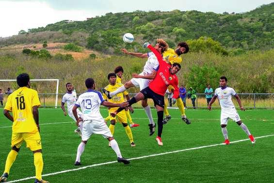 Magenta et Hienghène s'évitent en quarts de finale
