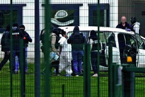 Agression à la prison de Condé : le détenu interpellé