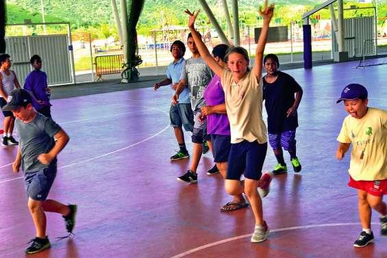 21 enfants au premier mercredi pédagogique de Pasport