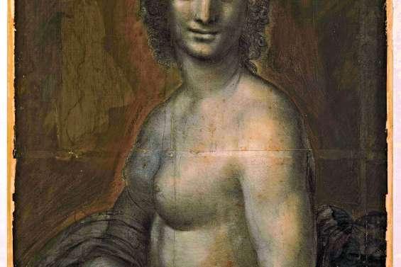 Léonard de Vinci a probablement participé à la réalisation de « La Joconde nue »