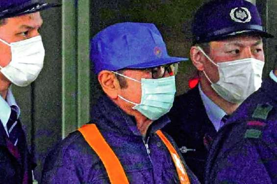 Carlos Ghosn a quitté la prison de Tokyo