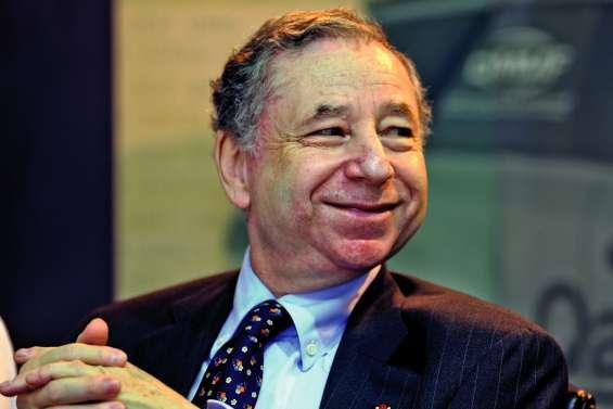 Jean Todt, président  de la FIA sur le Caillou pour deux jours