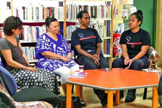 Quatre femmes à l'honneur au Dock