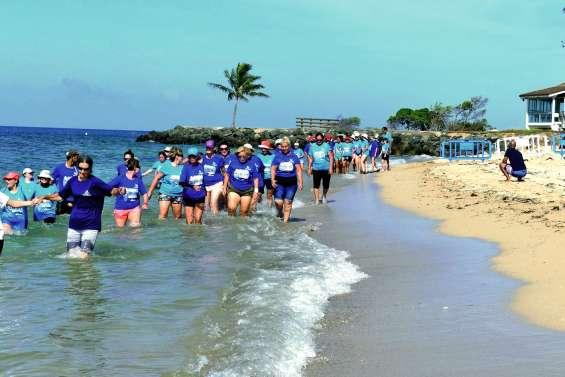 300 participants mouillent le lycra pour l'Aquamarche