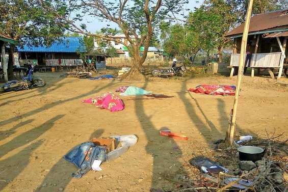 Neuf policiers tués dans une attaque rebelle