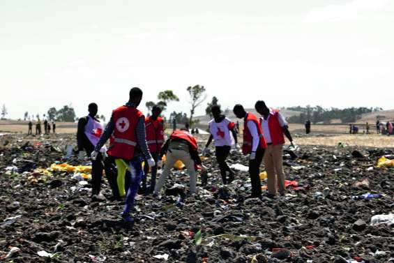 L'ONU en deuil à la suite du crash d'Ethiopian Airlines