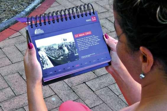 La ville lance un calendrier sur la Seconde Guerre mondiale