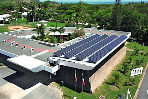 La mairie passe à l'énergie solaire