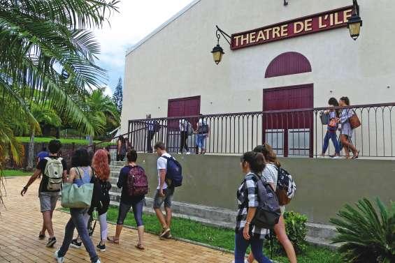 Le Théâtre de l'Île accueille un projet scolaire innovant
