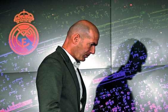 Zidane rappelé en sauveur au Real Madrid