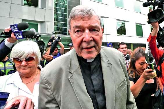 Détenu Pell : la disgrâce d'un des plus hauts représentants de l'Eglise