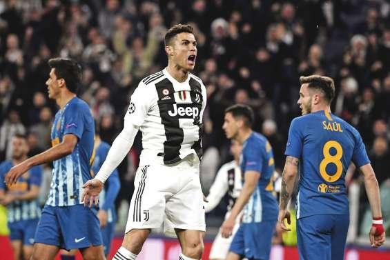 Ronaldo terrasse l'Atlético
