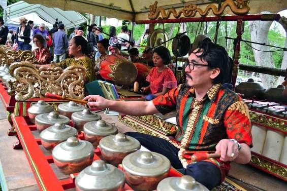 La culture indonésienne fait sa rentrée au foyer de Robinson