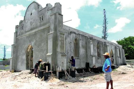Les jeunes se mobilisent pour rénover le temple de Banutr