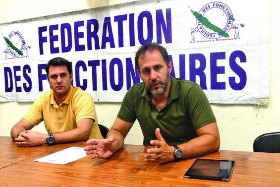 La Fédération des fonctionnaires se mobilise ce lundi