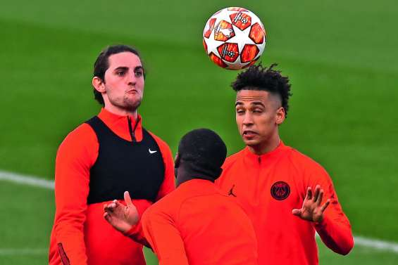 Avant d'accueillir l'OM,  Paris sanctionne Rabiot