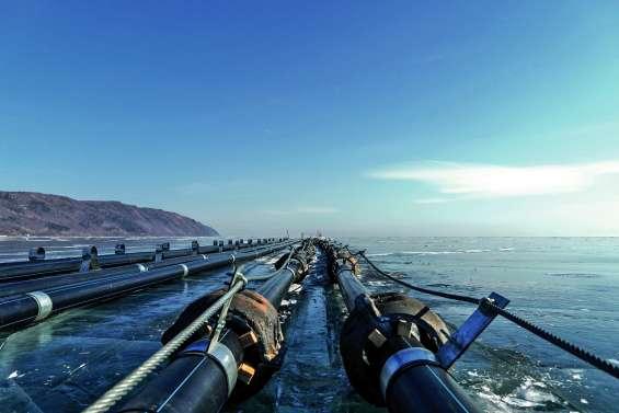 La guerre de l'eau est lancée sur les rives du lac Baïkal