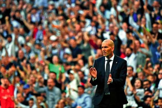 Avec Zidane, le Real retrouve la gagne