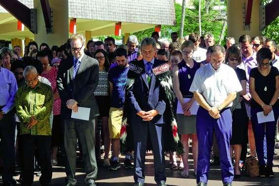 La communauté du Pacifique rend hommage aux victimes de Christchurch