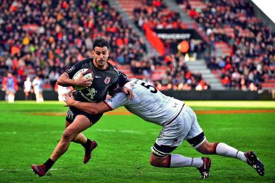 Toulouse conforte sa première place dans le Top 14
