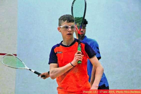Brice Nicolas finit à la 5e place des France U17