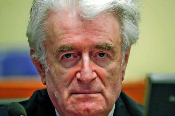 Génocide en Bosnie : Karadzic face au verdict final