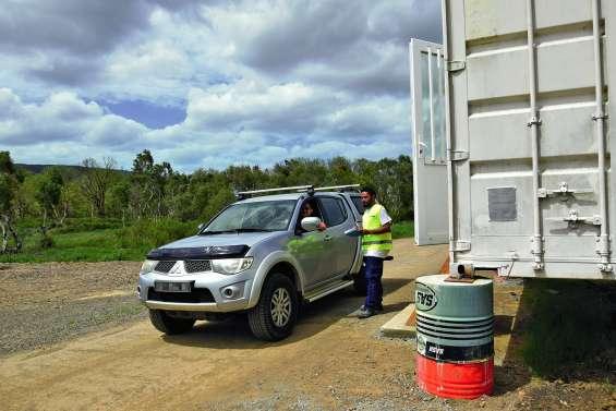 Une installation de stockage des déchets pour VKPP en 2021