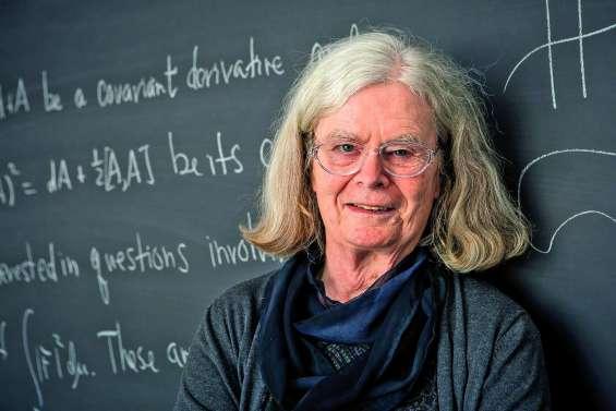 Karen Uhlenbeck, première Abel de mathématiques
