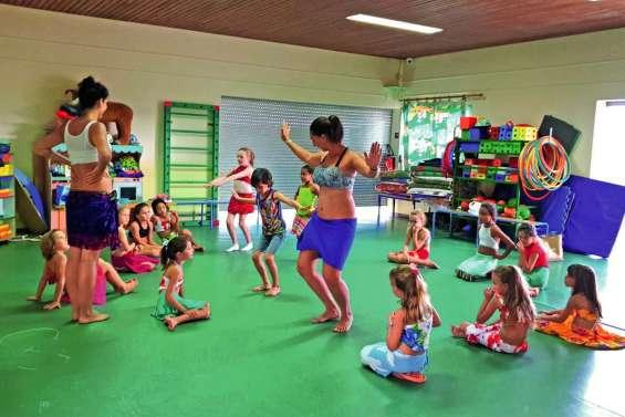 Reprise des cours de danses tahitiennes